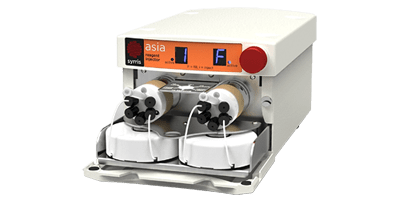 Syrris Asia Reagent Injector module for flow chemistry