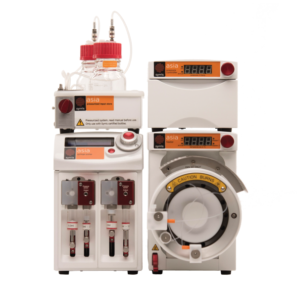 Syrris Asia Scale Up Flow Chemistry system