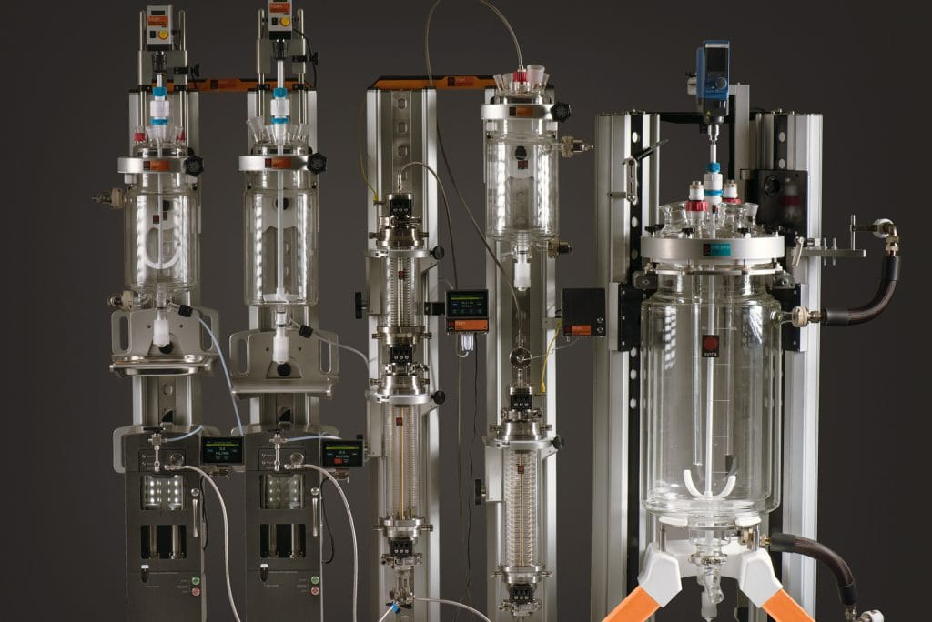 Syrris Titan Flow Chemistry Scale Up system