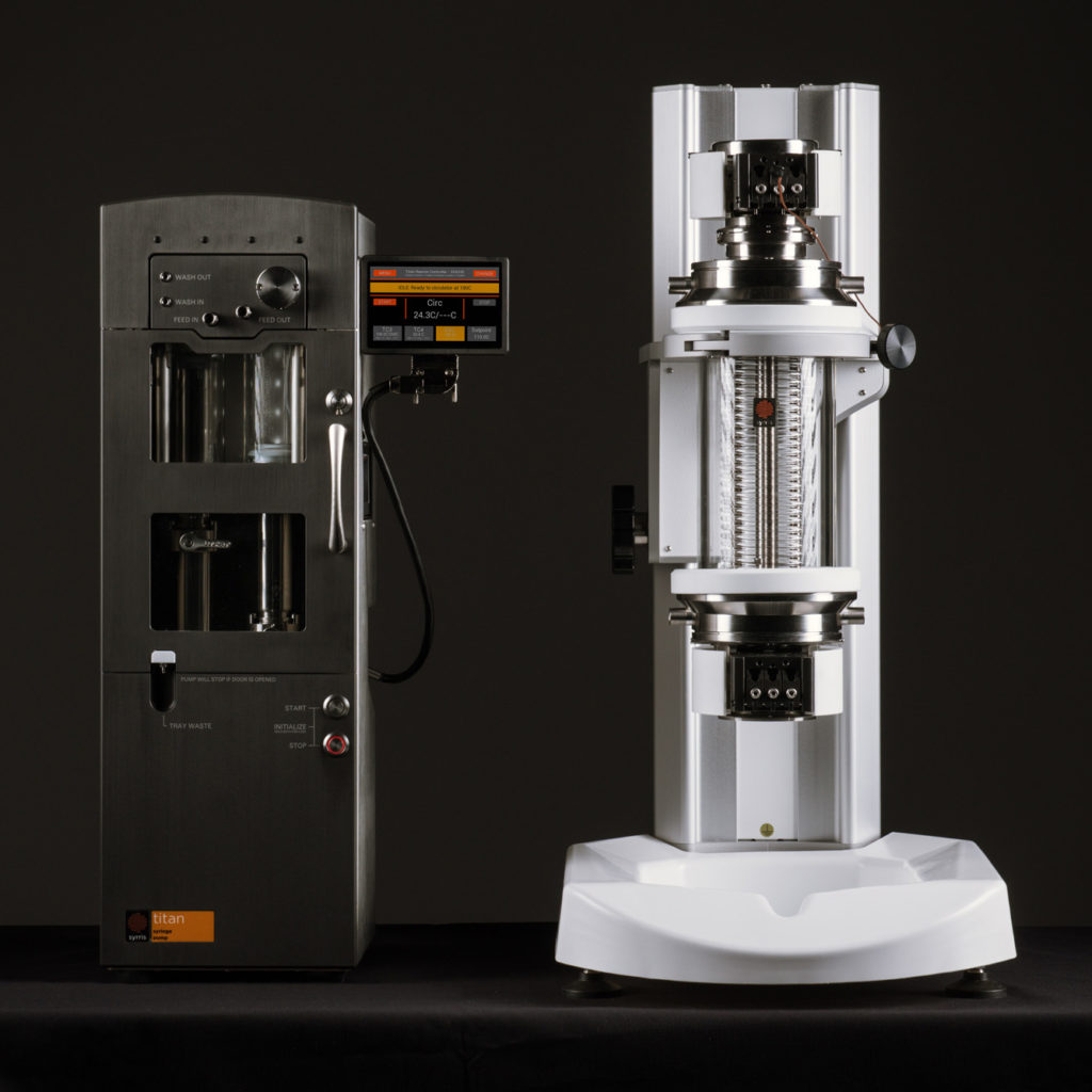 Syrris Titan Lab Scale Flow Chemistry System