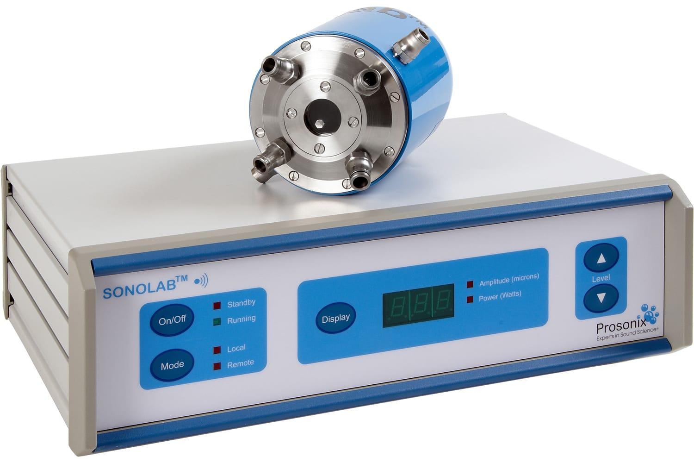 The SonoLab SL10 Sonocrystallizer - Syrris