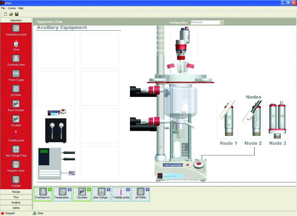 Syrris Atlas PC Software 1 - Screenshot 1