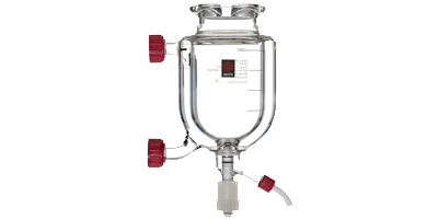 500 mL vessel for Syrris Atlas automated chemistry systems