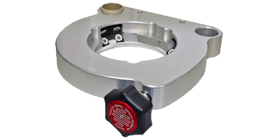 Syrris Atlas Jacketed Vessel Clamp for 3 bar pressure systems