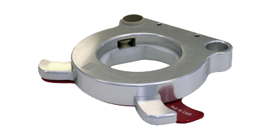 Atlas Classic Jacketed Vessel Clamp