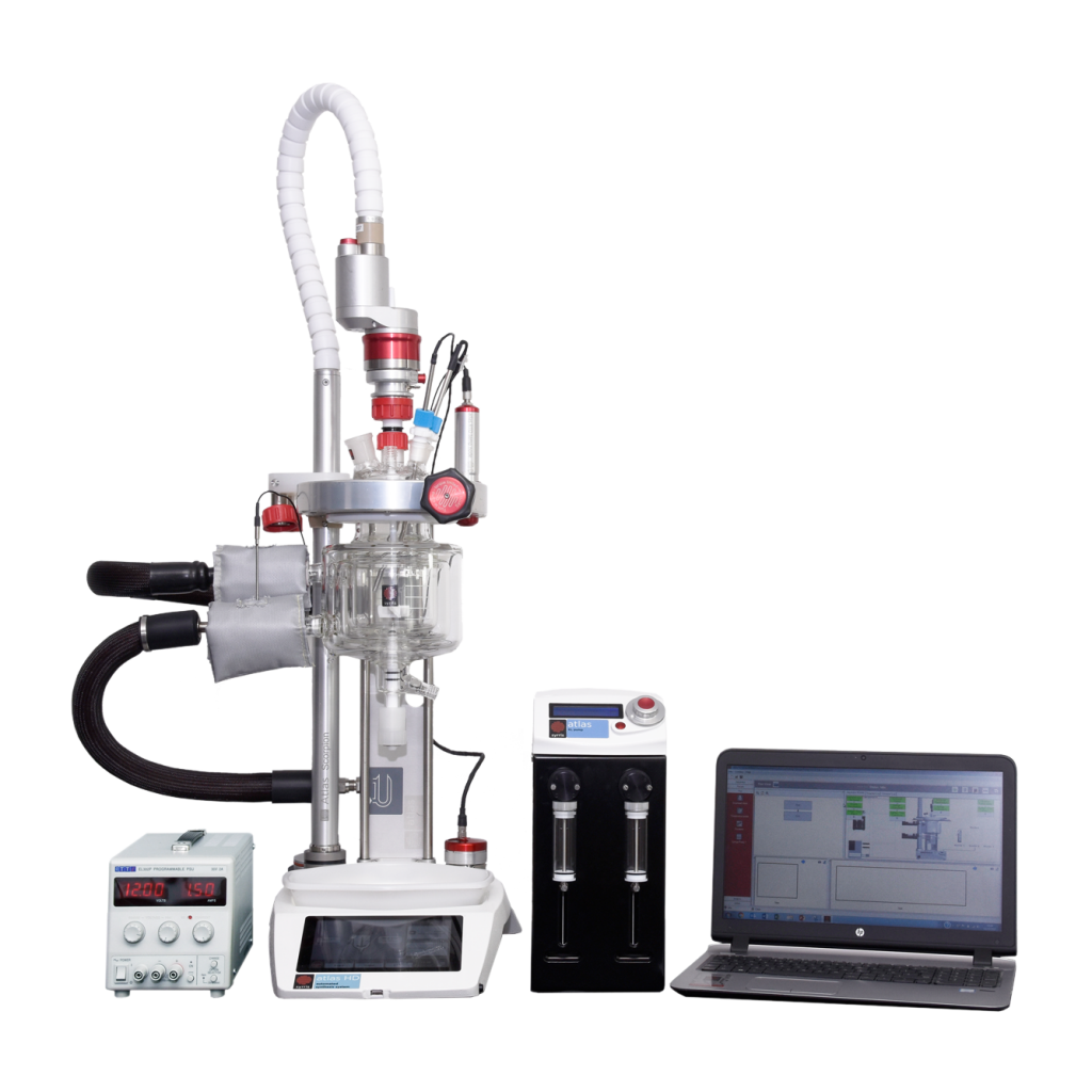 Syrris Atlas HD Calorimeter Product Shot