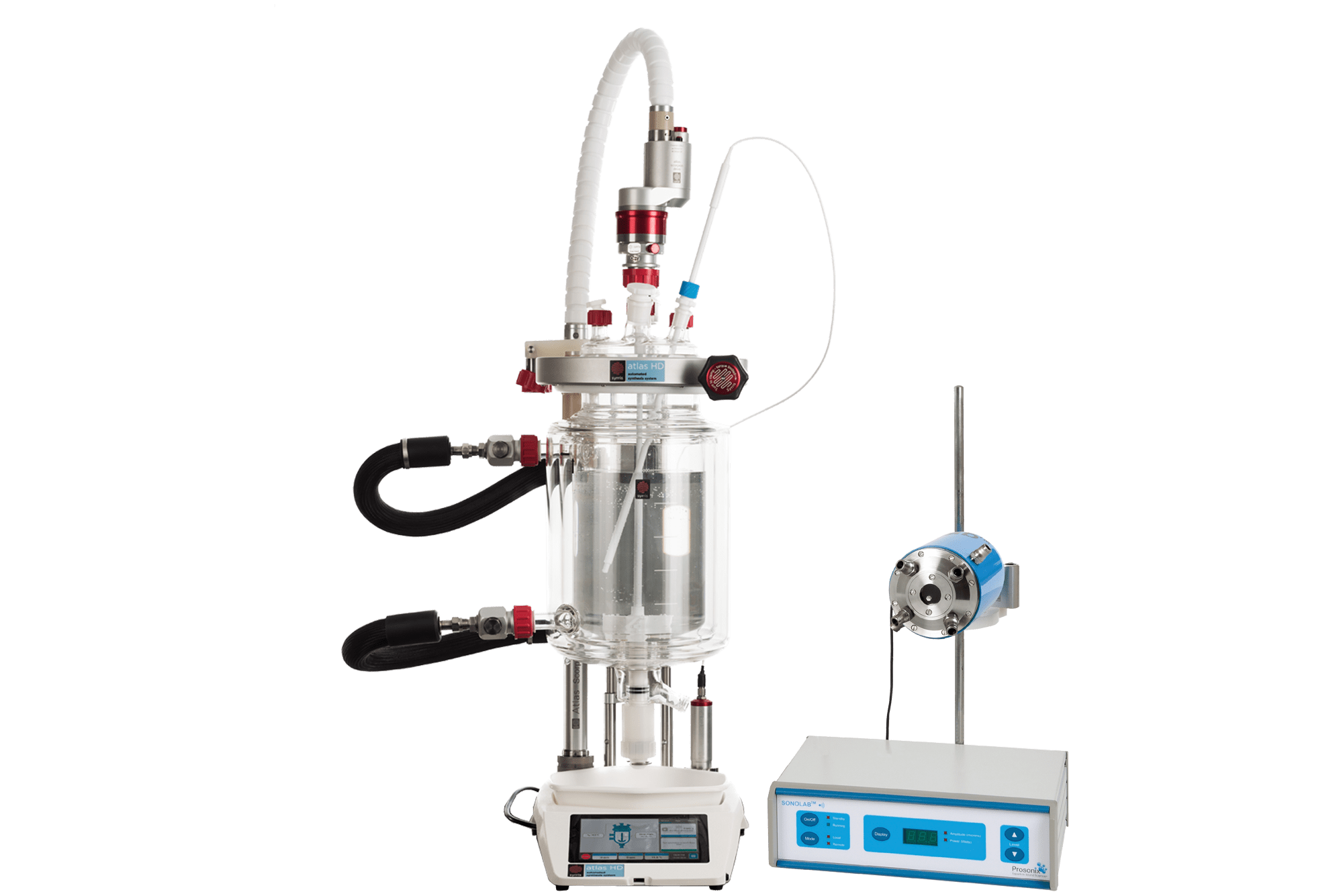 crystallization monitoring and control with syrris atlas hd crystallization
