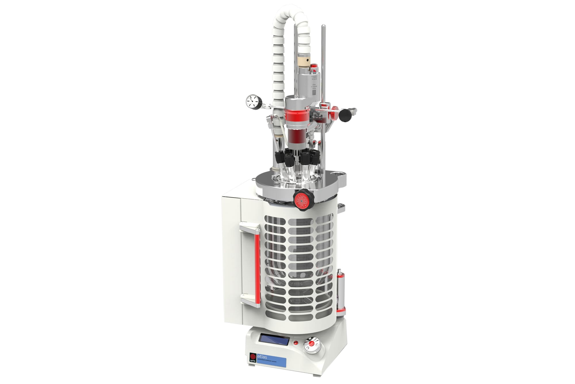 syrris u2019 versatile atlas batch reactor system makes