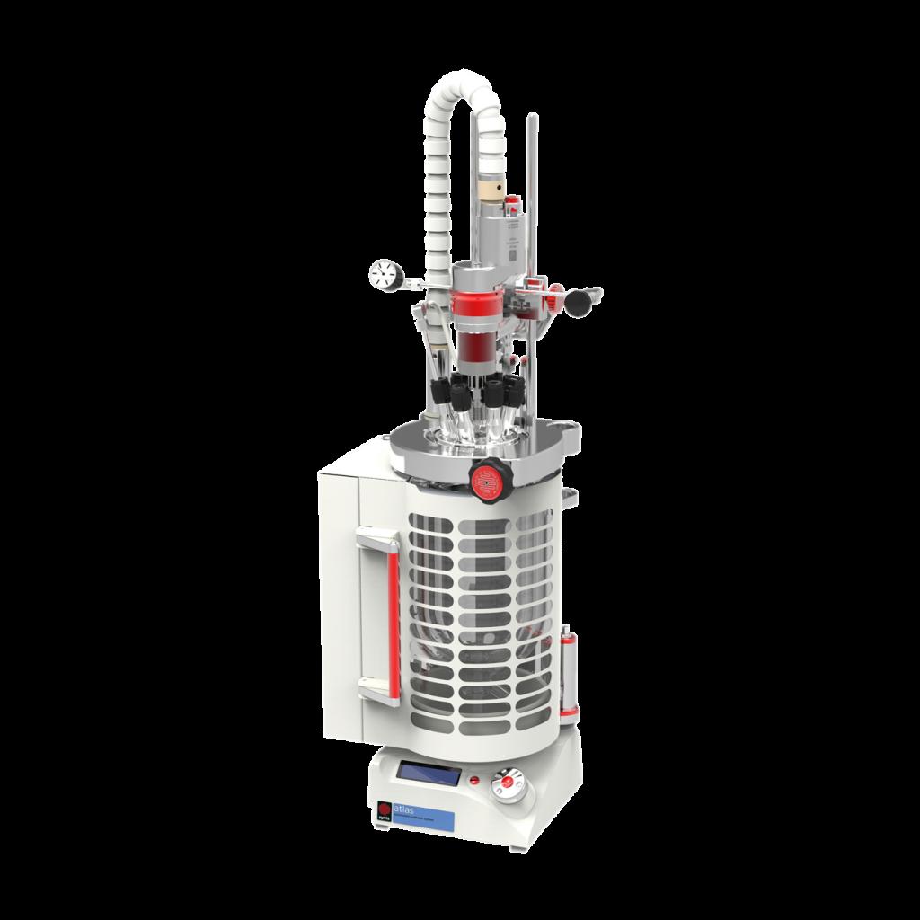 Atlas Potassium 3 bar pressure system