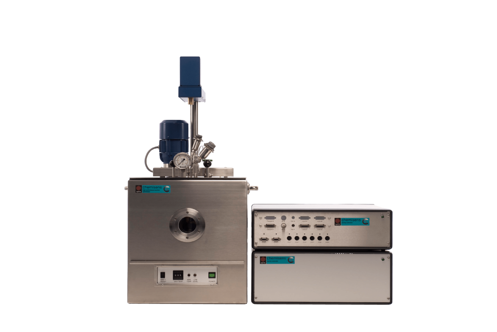 A photograph of the ChemiSens Calorimeter Range