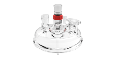 DN300 Glass Lid for Syrris Orb Pilot
