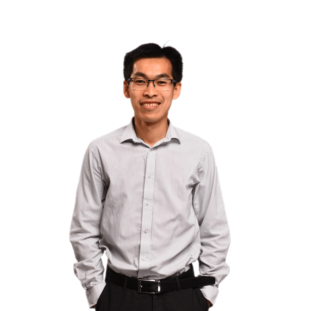 Melvin Lim - Head of Software at Syrris