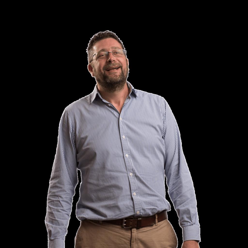 Rob Ranford, Head of Custom Products
