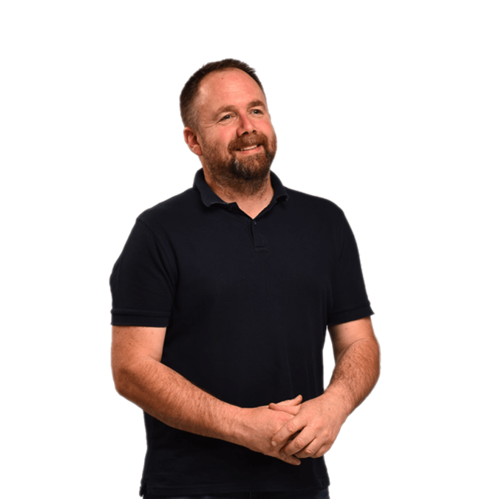 Simon Gibson, Production Manager