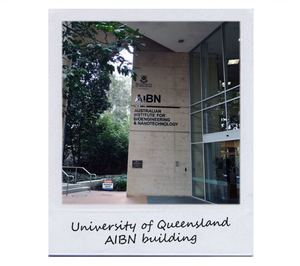 University of Queensland AIBN building